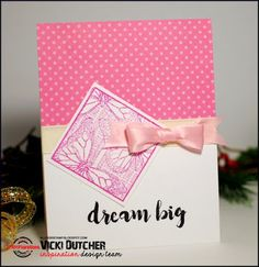 Card by Vicki featuring Hope Blooms