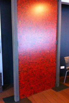 ecosense™ resin panel Lava