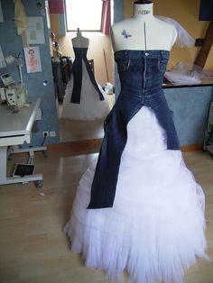comment transformer un pantalon normal en patte d 39 eph le. Black Bedroom Furniture Sets. Home Design Ideas