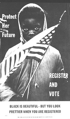 NAACP Poster. Date unknown.