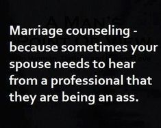 funny marriage counseling...I'm not married but that's still funny