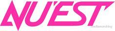 Nu'est Pink Logo