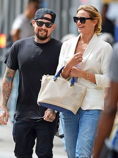 Cameron Diaz and Benji Madden Are Engaged http://www.people.com/article/cameron-diaz-benji-madden-engaged