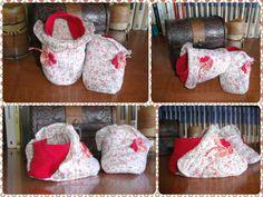 By Uchiloki: Zapatillas para Bebé