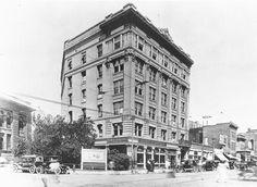 Texas State Bank 1918 - Houston & 9th