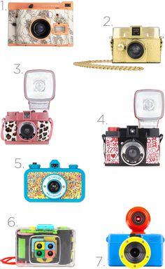 7 câmeras lomográficas para debutantes que amam fotografia