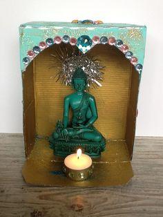 Altaartje Boeddha Knutselen kinderen