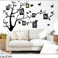 Photo Tree Wall Decals