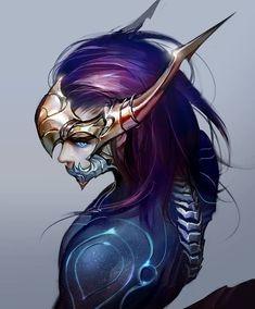 League of Legends - Aurelion Sol http://reuvenx.tumblr.com/post/141908888374/aurelionsol3