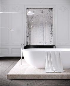 Parisian apartment by Jessica Vedel | Juraj Talcik and Veronika Demovicova