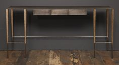 Singha console with drawer | Gallet