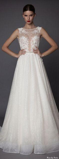Muse by Berta Wedding Dress AURELIA 1 | Deer Pearl Flowers