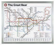 Simon Patterson - The Great Bear