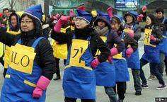'경북' 출신 男과 결혼하면 하루 65분 집안일 더 한다 #korea