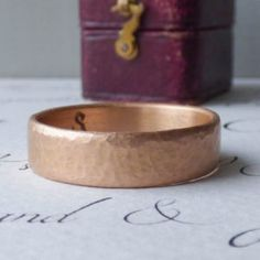 Fair Trade Wedding Ring