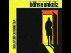 Band : Böhse Onkelz Song: Religion / Album - Kneipenterroristen / Songtext in der Videobeschreibung.