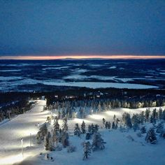 Ski slopes sunset snowy trees and the sound of silence ... Levi in Finland delivered on a epic level.  #snow #ski #snowboard #winter #skiing #snowboarding #cold #finland #sky #suomi #visitfinland #powder #ice #europe #snowing #thisisfinland #christmas #instawinter #scandinavia #ourfinland #helsinkiofficial #ig_finland #luonto #levifinland #finland_photolovers #skier #sunset #snowflakes Snowboarding, Skiing, Snowy Trees, Ski Slopes, Kitesurfing, Helsinki, Foodie Travel, Finland, Travel Photos