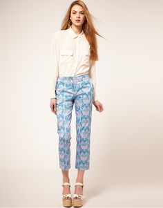 Beta Fashion Tailored Pants by Francesca Lahiri Langley