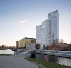 Malmö Live represents a new cultural 'city in the city'