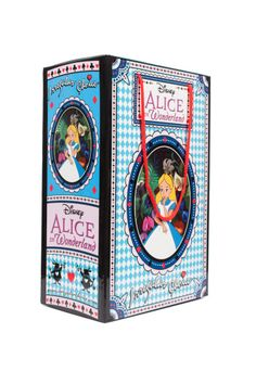 "Irregular Choice x ""Alice Through the Looking Glass"""