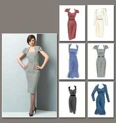 Meg The Grand: Pattern Purchasing...and some lessons about sizing