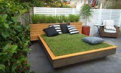 [Vídeo] Aprenda a fazer uma cama de grama