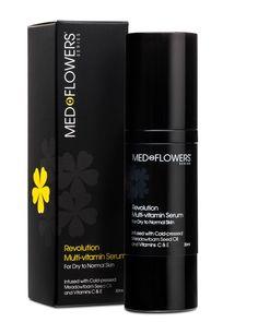 Medoflowers -- Revolution Multivitamin Serum (30ml) with vitamins C and E