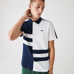 Lacoste, Polo Shirts, Black N White, Athleisure, Tennis, Men's Fashion, Polo Ralph Lauren, Sport, Type