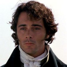 Greg Wise as Willoughby in Sense and Sensibility