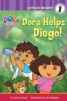 Free Book - Dora Helps Diego!, by Laura Driscoll and Tom Mangano (Illustrator), is free from Barnes & Noble, courtesy of publisher Nickelodeon Publishing.