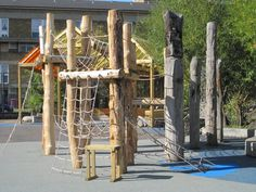 Old Ford Primary Playgrounds | Erect Architecture