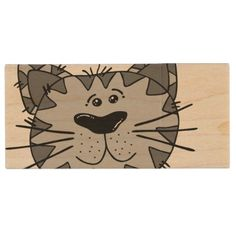 Smiling Alley Cat Wood Flash Drive - giftidea gift present idea eleventh eleven bday birthday party Family Holiday, Family Gifts, Kids Gifts, Toddler Christmas Gifts, Christmas Diy, 33rd Birthday, Birthday Ideas, Toddler Halloween, Halloween Ideas