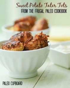 Paleo Tater Tot recipe - PaleoCupboard.com
