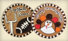 Cookies, Brownies, and Cookie Cakes at Great American Cookies (Up to 52% Off). Three Options Available. - Groupon Cookie Cake Designs, Cookie Cakes, Brownie Cookies, Birthday Design, Birthday Ideas, Giant Cookies, Bakery Crafts, American Cookie, Entrepreneur Magazine