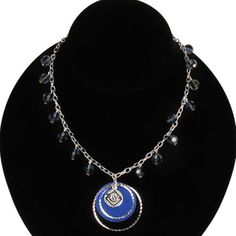 Tampa Bay Rays Game Day Necklace