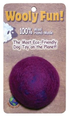 One Pet Planet 86015 35Inch Wooly Fun Ball Dog Toy * Read more reviews of the product by visiting the link on the image.Note:It is affiliate link to Amazon.