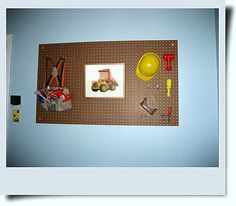 1000 images about construction room on pinterest for Boys construction bedroom ideas