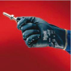 Gants en nitrile avec Manchette sécurité - Code produit: 7409226 - Cliquez sur la photo pour voir la fiche produit