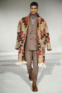 #Menswear #Trends David Hart Fall Winter 2015 Otoño Invierno #Tendencias #Moda Hombre M.F.T.
