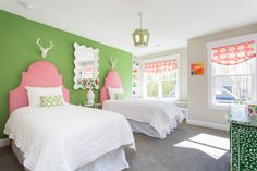 girls' room | River City Custom Homes