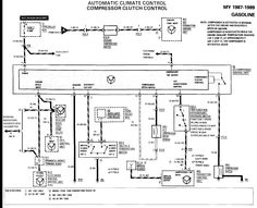 w140 A/C wiring diagram MercedesBenz Forum Mercedes