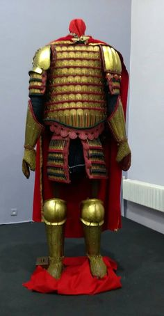 Cataphract Armour 10th -12th C - Hellenic Armors