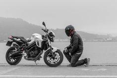 Photo shoot - Bmw f800r& xlite helmet