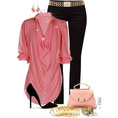 Untitled #818, created by nikki-kersey on Polyvore