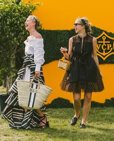 #ClicquotStyle at The Ninth Annual Veuve Clicquot Polo Classic