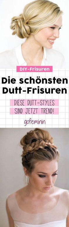 Dutt-Frisuren: DAS sind die 100 schönsten Frisuren!