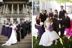 Downtown Detroit Wedding Photographer Book Cadillac