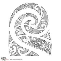 An example of Kirituhi, which is a form of Maori-inspired art. It is taboo to copy true tribal art from the Maori, as the symbology is deeply personal to them. Baby Tattoos, Life Tattoos, Flower Tattoos, Tatoos, Cover Tattoo, Trendy Tattoos, Tribal Tattoos, Tattoos For Guys, Tattoo Ideas