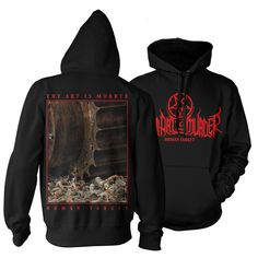 "Thy Art Is Murder ""Human Target"" Pullover Hoodie - Thy Art Is Murder Human Target, Thy Art Is Murder, Metal Shirts, Indie, Personal Style, The Incredibles, Pullover, Hoodies, Gifts"