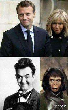 Macron e Brigitte* Image Gag, French Meme, Lol So True, Have A Laugh, Funny Photos, Dankest Memes, Fun Facts, Haha, Hilarious
